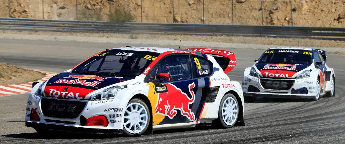 WRX, a competição Rallycross que o atrairá