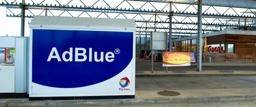 AdBlue, a fórmula mágica para motores EURO 6