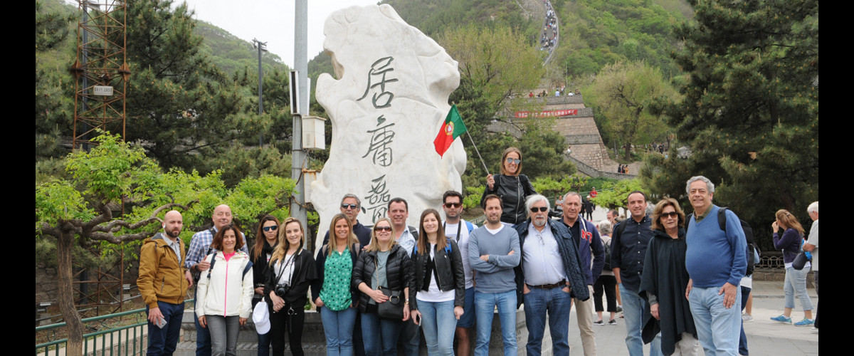 O Road Trip da TOTAL na China