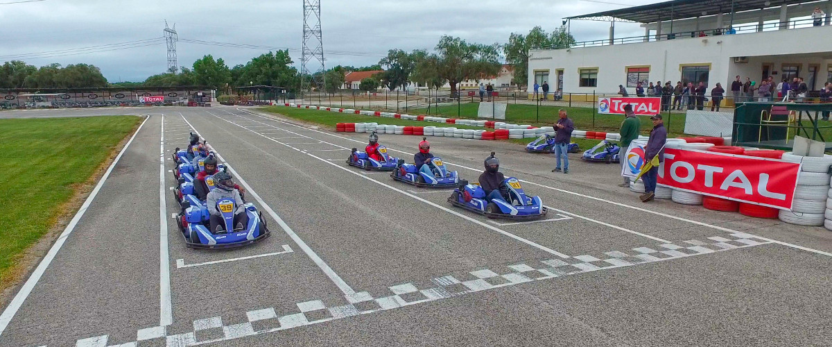 Desafio Karts by Total: descubra os resultados da prova de Palmela!