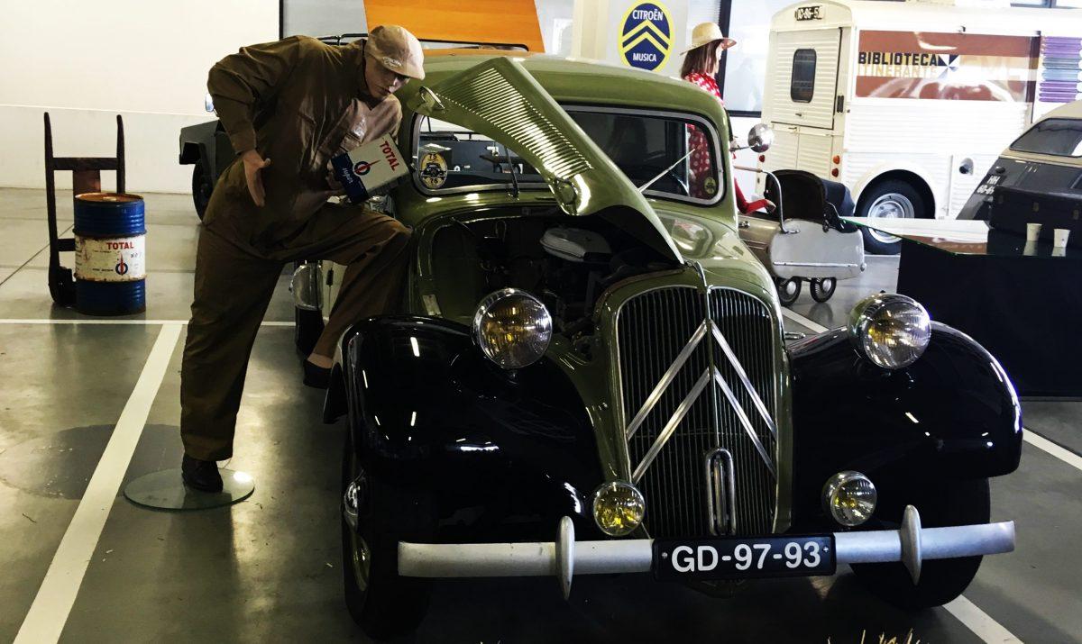 Citroën prefere Total