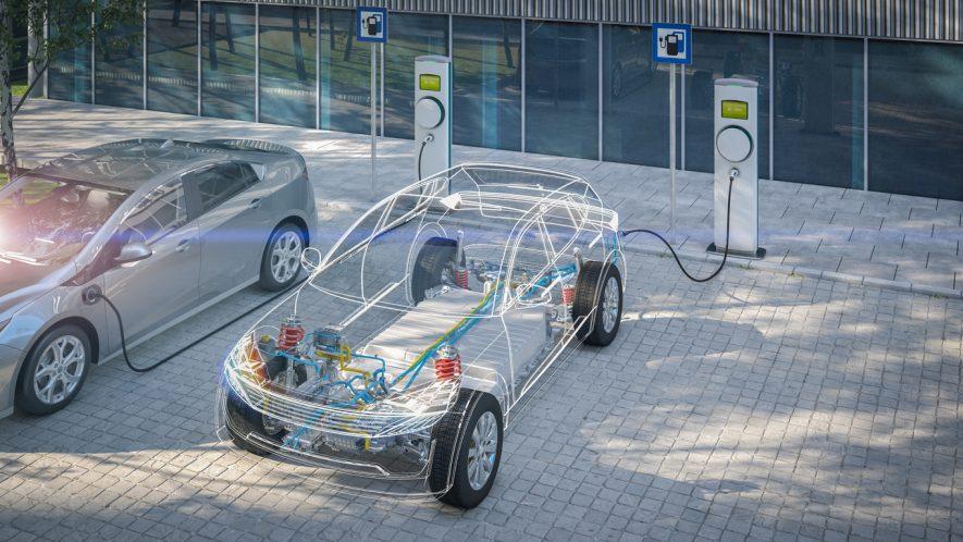 Veículos elétricos, a revolução elétrica coloca novos desafios aos lubrificantes. Sabe como os lubrificantes os superam?